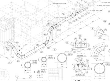 Projetos detalhados de engenharia